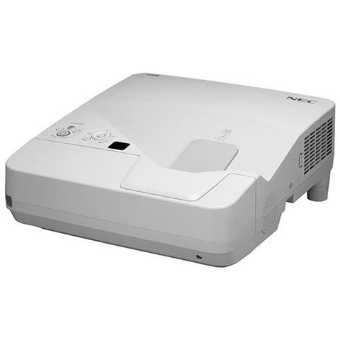NEC Proiettore UM280X 3 LCD XGA 2800 ANSI lm contrasto 3000:1 porta USB Display 2 ingressi HDMI