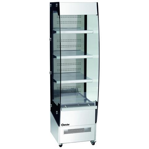 700220 Vetrinetta refrigerata multipiano 220 litri 2-10C 1,34kW