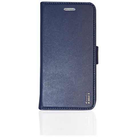 AIINO Custodia Booklet B-Case Per Iphone 6-6s Blue