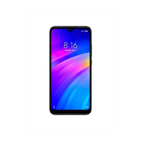 """XIAOMI Redmi 7 Nero 32 GB 4G / LTE Dual Sim Display 6.26"""" HD Slot Micro SD Fotocamera 12 Mpx Android Italia"""