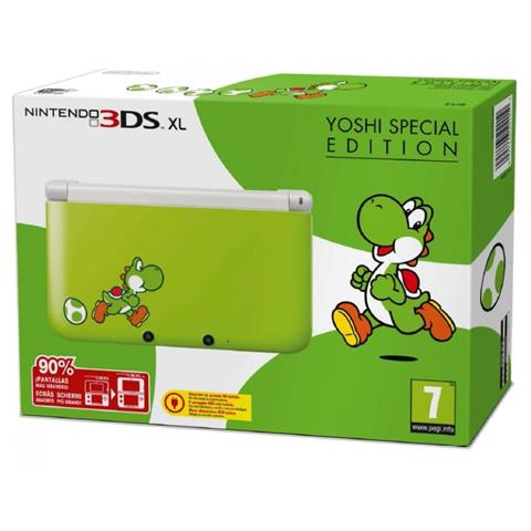 Image of Console Nintendo 3ds Xl Yoshi Limited Edition
