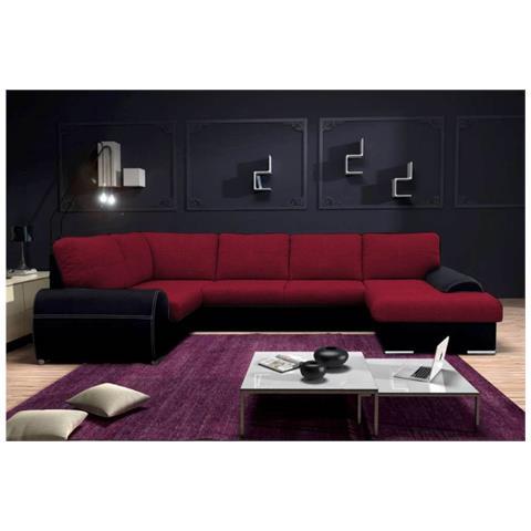 JUSTyou - Toffi Duo Divano A U Nero Rosso 350-210x180 - ePRICE