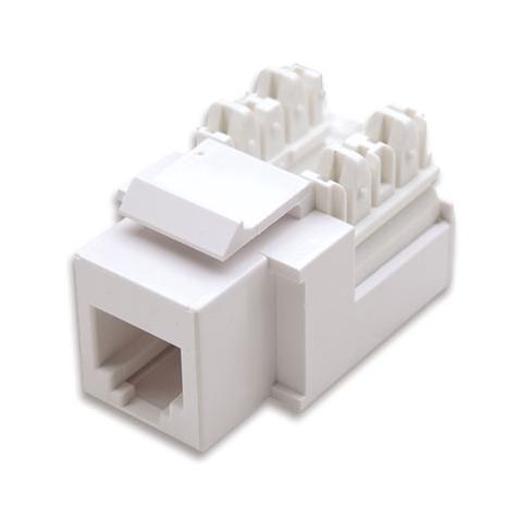 INTELLINET IWP-MD TEL-WH - Frutti Telefonici RJ11 / RJ12 Keystone Bianco