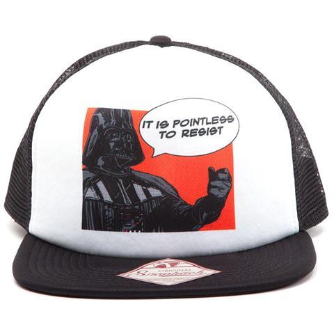 BIOWORLD Star Wars - It Is Pointless To Resist Snapback (Cappellino)