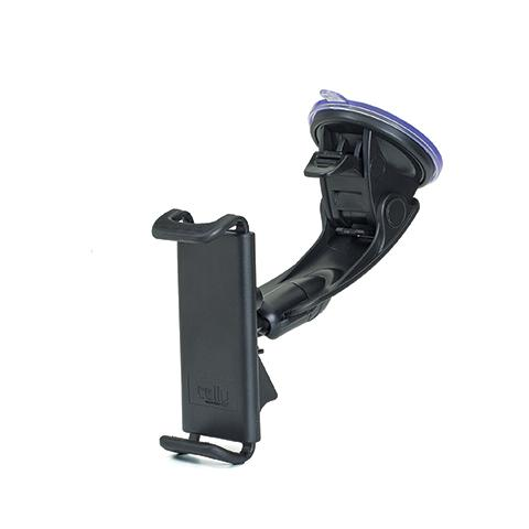 "CELLY FLEX9 Supporto Auto Universale a Ventosa per Dispositivi fino a 7"" - Nero"