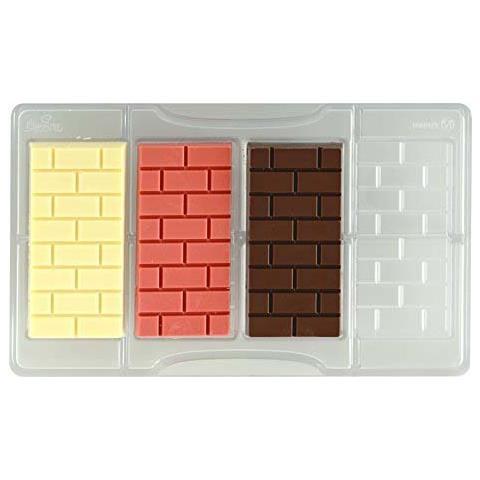 Decora Stampo cioccolato tavoletti mattino in policarbonato