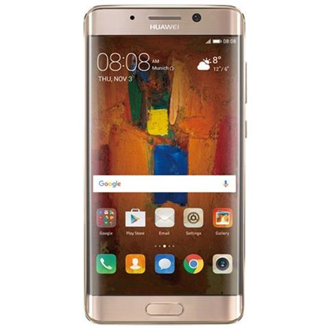 "HUAWEI Mate 9 Pro Oro 128 GB 4G / LTE Dual Sim Display 5.5"" WQHD Slot Micro SD Fotocamera 20 Mpx Android Italia"