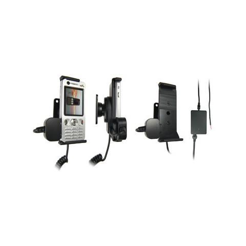 Brodit 971221 Auto Active holder Nero supporto per personal communication