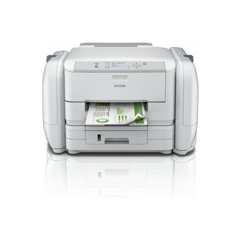 Image of Stampante Multifunzione Workforce Pro Wf-r5190dtw InkJet B / N A4 / A3 30 Ppm Wi-Fi USB Ethernet