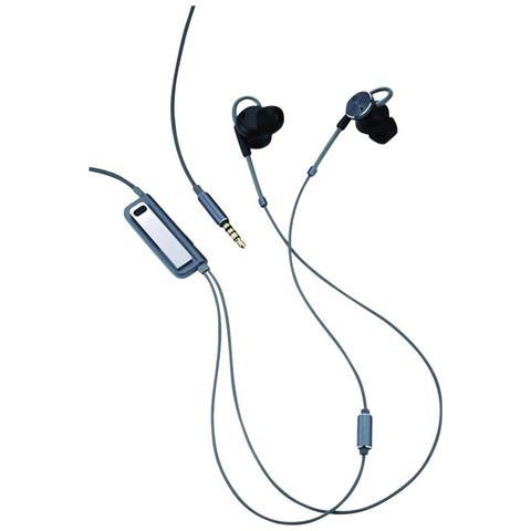 HUAWEI AM-180 Auricolare con Microfono - Nero