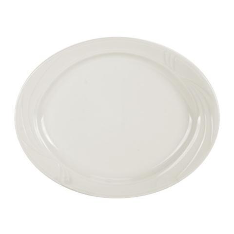 Toninelli Arcadia-piatto Ovale Cm. 37 562