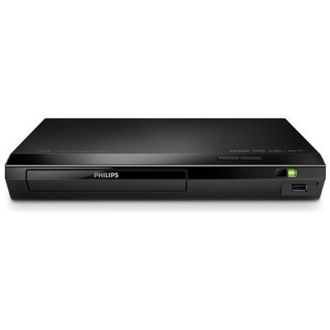 Philips Lettore Blu-Ray in Full HD 1080p colore Nero