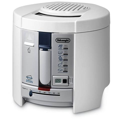 F26237W1 Friggitrice Capacità 2.3 Litri Timer Colore Bianco
