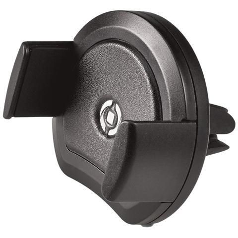 CELLY Supporto Universale da griglia di aerazione colore Nero