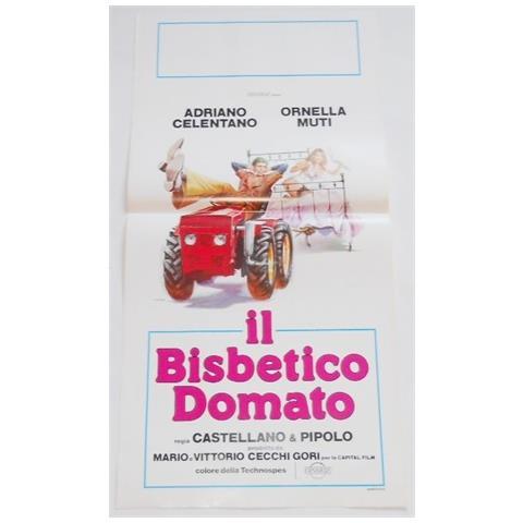 Vendilosubito Locandina Originale Film Bisbedico Domato
