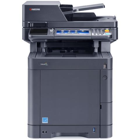 Image of 350ci Stampante Laser a Colori Multifunzione A4 Stampa Copia Scansione Fax 35 ppm Ethernet USB