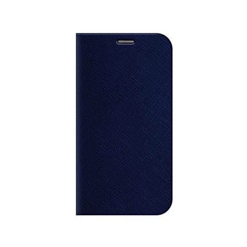 ANYMODE diary case blue galaxy s5
