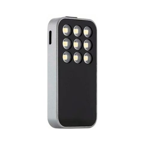 KNOG 11674F Expose Smart - Luce Led Per Iphone Bluetooth Nera 1 Pack