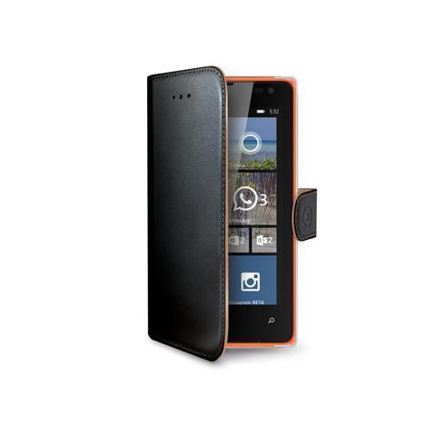 CELLY Wally Case For Lumia 532 Bk