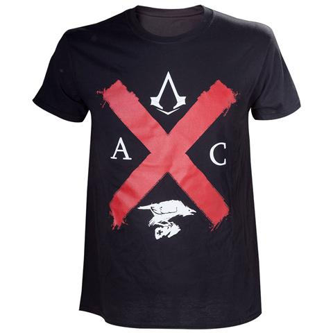 BIOWORLD Assassin's Creed Syndicate - Rooks Edition (T-Shirt Unisex Tg. L)