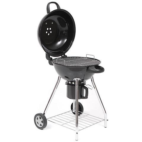 Barbecue Bbq A Carbone Con Ruote Pupo47