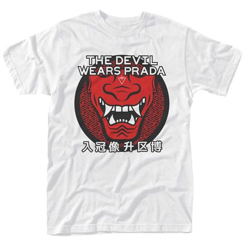PHM Devil Wears Prada (The) - Oni Mask (T-Shirt Unisex Tg. M)