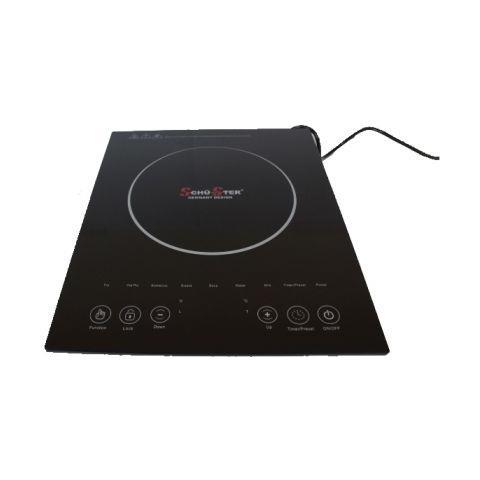 Piastra A Induzione Portatile Per Friggere Cottura Fornello Fino Touch A18