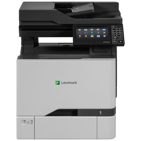 Stampante Multifunzione CX727de Laser a Colori Stampa Copia Scansione Fax 47 ppm Ethernet...