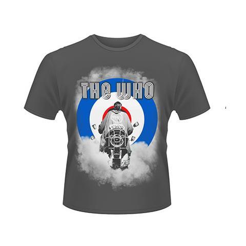 PLASTIC HEAD Who (The) - Smoke (T-Shirt Unisex Tg. S)