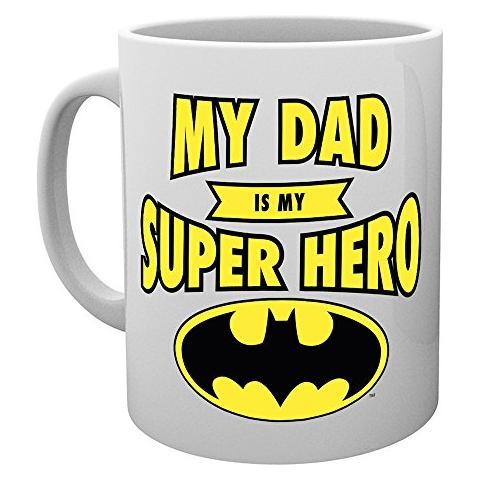 Tazza Dc Comics Mug Batman Dad Superhero