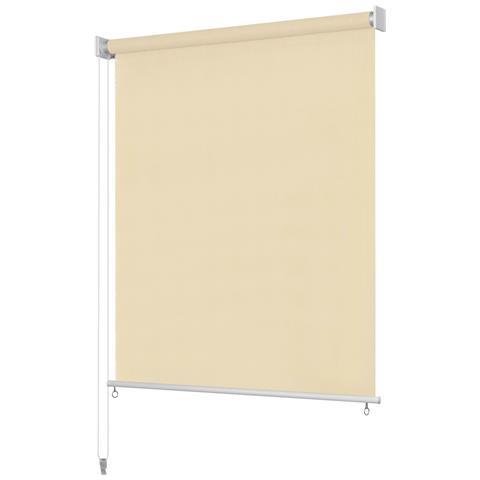 Tenda A Rullo Per Esterni 120x230 Cm Crema