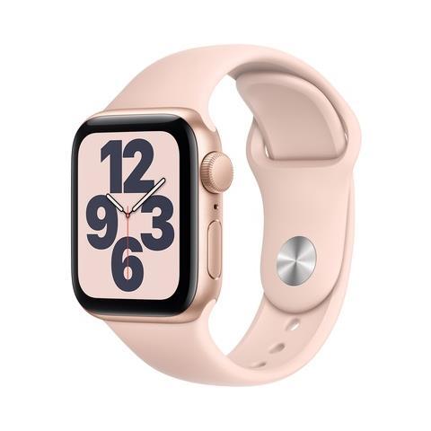 Apple Watch SE 40mm GPS WiFi Oro Cinturino Rosa
