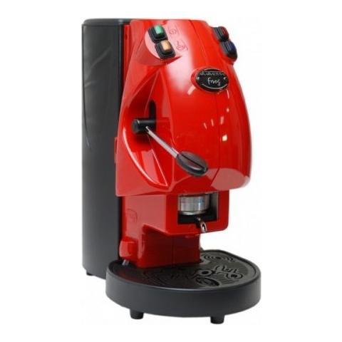Macchina Caffè Frog A Cialde Carta Diametro 44 Colore Rossa