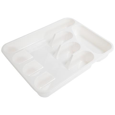 Tontarelli Portaposate Plastica Picc Colori Assortiti Organizzazione Della Cucina