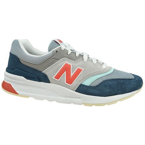 Cw997har, Donna, Grigio, Sneakers, Numero: 37,5 Eu