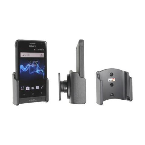 Brodit 511414 Passive holder Nero supporto per personal communication