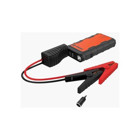 EMACHINE Power Bank da 12 000 mAh 2x USB / Micro-USB Colore Nero / Arancione