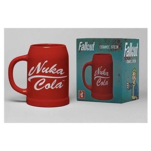 Import-L Fallout Nuka Cola Boccale Birra Multicolore