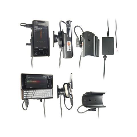 Brodit 971266 Auto Active holder Nero supporto per personal communication