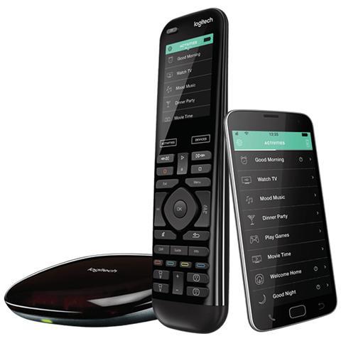 LOGITECH Harmony Elite Telecomando Universale + Hub