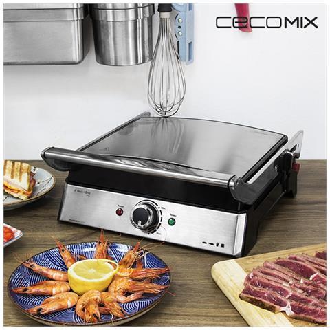 Piastra A Contatto Cecomix Pro 3026 2000w