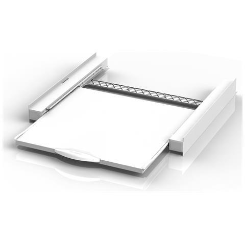 Image of Base Torre Plus Kit Giunzione Lavatrice e Asciugatrice Bianco
