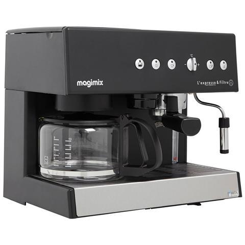 caffè espresso combinata Auto Black 2010w 10 11422 Cups