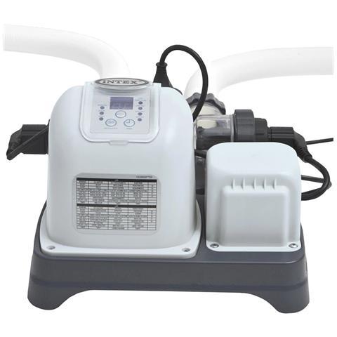 Intex Krystal Clear Eco Generatore Di Cloro Salino Clorinatore