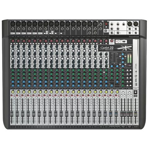 Soundcraft Signature 22 Mtk Mixer 22 Canali Multitraccia
