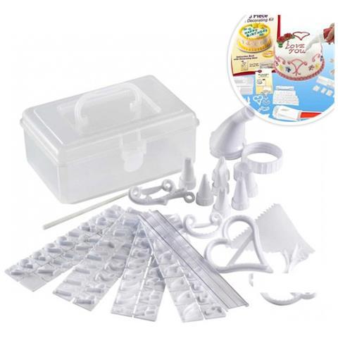 Takestop Set Kit 100 Pezzi Per Cake Design Decorazioni Torte Cucina Decorazione Dolci Cup Cookie
