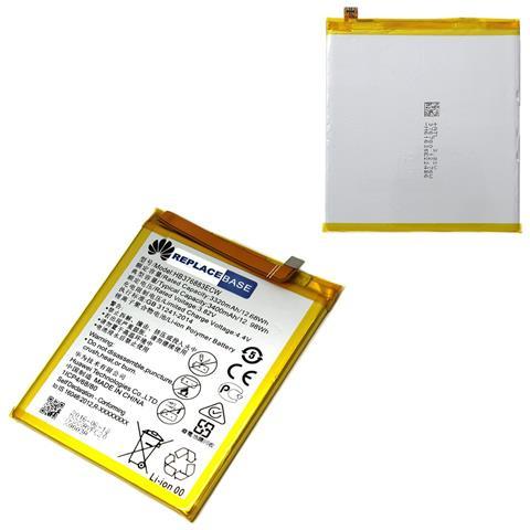 HUAWEI Batteria Originale Huawei Hb376883ecw 3400mah Per Huawei P9 Plus
