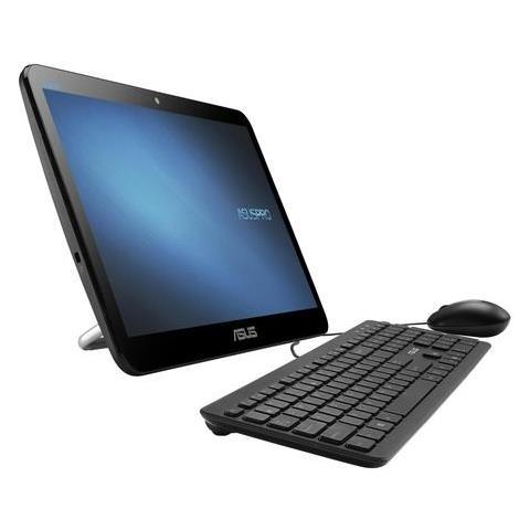 Image of All-In-One A41GART-BD006T Monitor 15.6'' HD Touch Screen Intel Celeron N4020 1.1 GHz Ram 4GB SSD 256GB 4x USB 3.1 Windows 10 Home