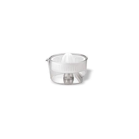 MUZ6ZP1 Plastica Trasparente, Bianco spremiagrumi