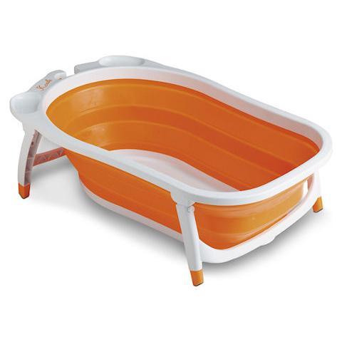 FOPPAPEDRETTI Bagnetto Richiudibile - Modello Soffietto Orange